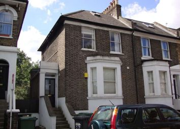 Thumbnail 3 bed flat to rent in Geoffrey Road, London