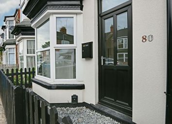Thumbnail 2 bedroom terraced house for sale in Edgecumbe Street, Hull