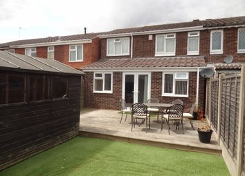 Thumbnail 4 bed semi-detached house for sale in Dace, Dosthill, Tamworth