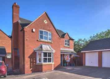 Thumbnail 4 bed detached house for sale in Pickering Place, Burbage
