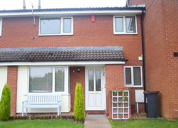 Thumbnail 2 bed terraced house to rent in Cresswell Avenue, Newcastle