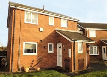 Thumbnail 1 bedroom flat for sale in Chipchase Close, Pegswood, Morpeth