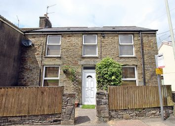 Thumbnail 3 bedroom semi-detached house for sale in Newbridge Road, Llantrisant, Pontyclun, Rhondda, Cynon, Taff.