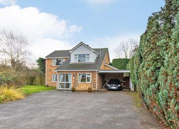 Thumbnail 4 bed detached house for sale in Conyers Way, Great Barton, Bury St. Edmunds