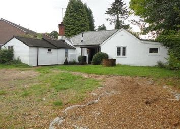 Thumbnail 3 bed detached house to rent in Chase Road, Lindford, Bordon