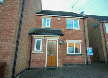 Thumbnail 3 bed semi-detached house for sale in Yew Tree Court, Hatton, Derby