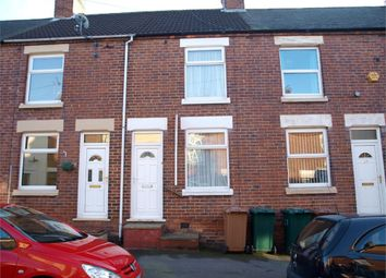 Thumbnail 2 bed terraced house for sale in Weston Street, Swadlincote, Derbyshire