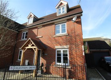 4 bed semi-detached house for sale in Celestion Drive, Ipswich IP3