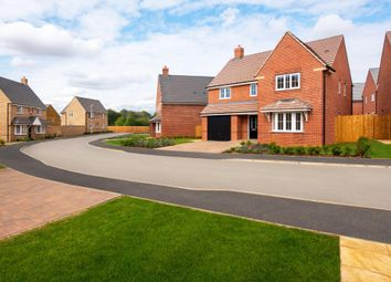 """Thumbnail 4 bedroom detached house for sale in """"Halesowen"""" at Blackthorn Crescent, Brixworth, Northampton"""