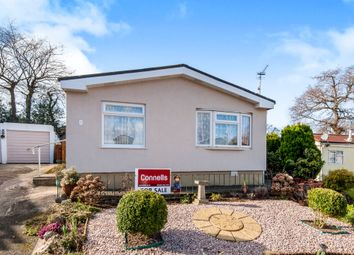 Thumbnail 3 bed mobile/park home for sale in Seymour Caravan Park, Liverton, Newton Abbot