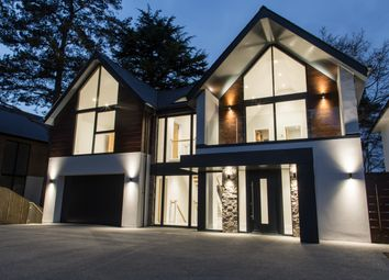 Thumbnail 5 bed detached house for sale in Clifton Road, Lower Parkstone, Poole, Dorset