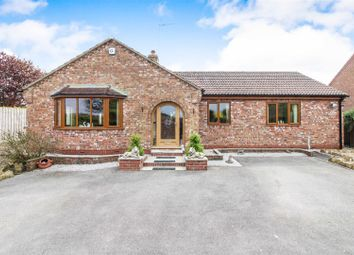 Thumbnail 3 bed detached bungalow for sale in West End, Kilham, Driffield