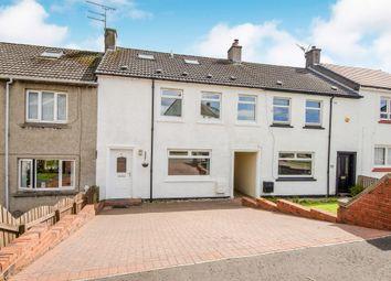 Thumbnail 4 bedroom terraced house for sale in Stuart Road, Carmunnock, Glasgow
