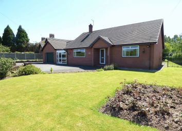 Horsemans Green, Whitchurch SY13. 2 bed detached bungalow