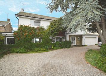 Thumbnail 4 bed detached house for sale in Burges Road, Thorpe Bay, Essex