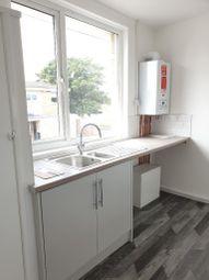 Thumbnail 1 bed flat to rent in Canterbury Close, Ashington