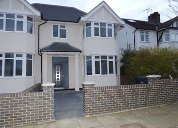 Thumbnail 3 bed semi-detached house to rent in Milton Grove, London