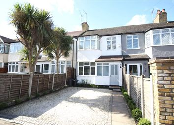 Thumbnail 3 bed terraced house to rent in Hospital Bridge Road, Twickenham