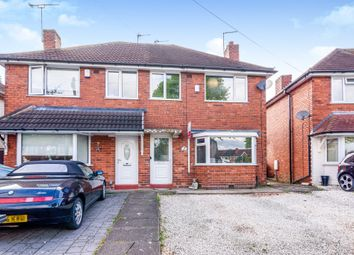Thumbnail 3 bedroom semi-detached house for sale in Scarsdale Road, Great Barr, Birmingham