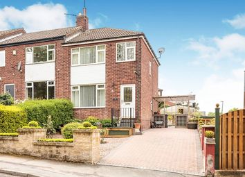 Thumbnail 3 bed terraced house for sale in Lea Road, Batley
