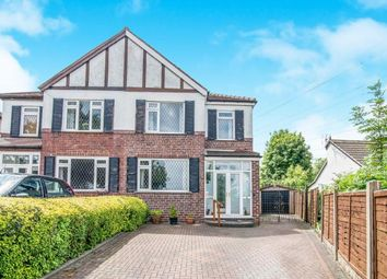 Thumbnail 3 bed semi-detached house for sale in Aldridge Road, Streetly, Sutton Coldfield, West Midlands