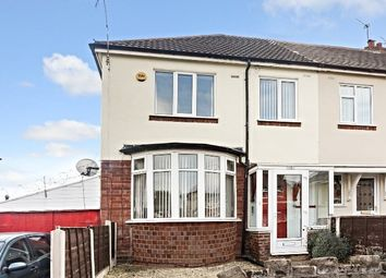 Thumbnail 3 bedroom end terrace house for sale in Jowetts Lane, West Bromwich