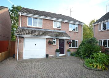 Thumbnail 4 bed detached house for sale in Kestrel Way, Wokingham, Berkshire