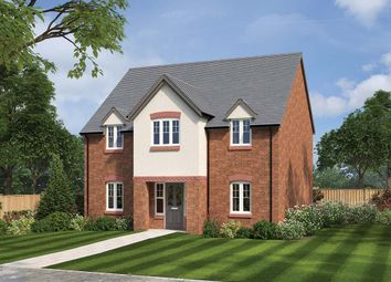 Thumbnail 4 bed detached house for sale in River View, Highfield Road, Lydney, Gloucestershire