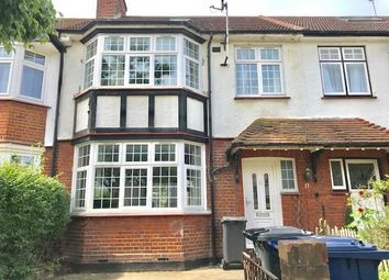 Thumbnail 5 bed terraced house to rent in Lillian Avenue, London