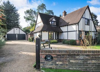 Thumbnail 4 bed detached house for sale in Anvil House Kingsingfield Road, West Kingsdown, Sevenoaks