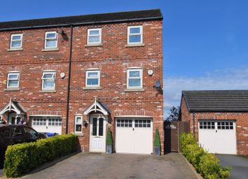 Thumbnail 4 bed end terrace house for sale in Horsley Road, Gainsborough