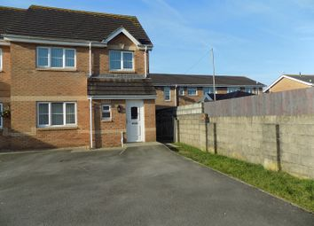 Thumbnail 3 bed semi-detached house for sale in Windsor Village, Port Talbot, Neath Port Talbot.
