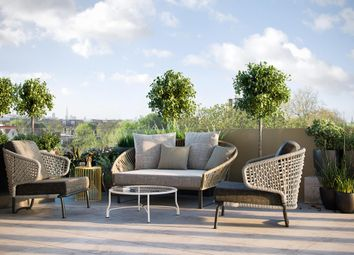 Thumbnail 1 bed flat for sale in Dalmeny Avenue, London