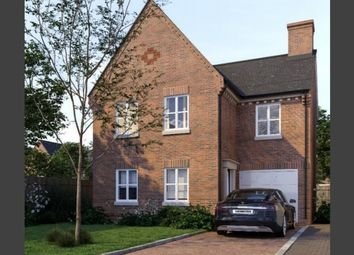 Thumbnail 3 bed detached house for sale in Station Road, Madeley, Telford