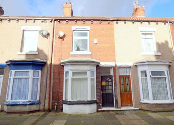Thumbnail 2 bedroom terraced house for sale in Kindersley Street, Middlesbrough