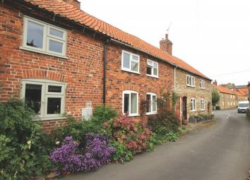 Thumbnail 2 bed cottage to rent in Church Lane, Caythorpe, Grantham