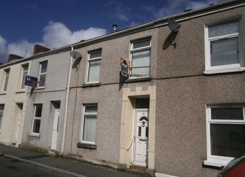 Thumbnail 2 bed terraced house to rent in High Street, Llanelli