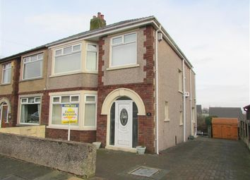 Thumbnail 3 bedroom property for sale in Laureston Avenue, Morecambe