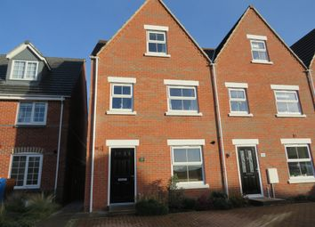Thumbnail 3 bed town house for sale in Scollins Court, Ilkeston