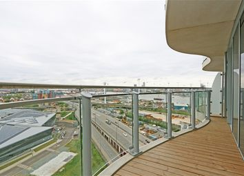 Thumbnail 1 bed flat to rent in Royal Docks