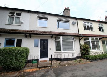 Thumbnail 4 bedroom town house for sale in Rose Lane, Mossley Hill, Liverpool, Merseyside