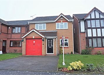 Thumbnail 3 bed detached house for sale in Normandy Road, Derby
