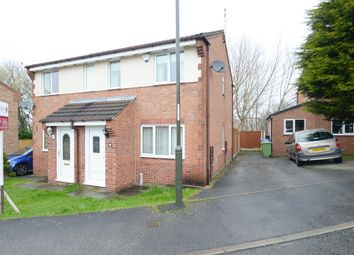 Thumbnail 2 bed semi-detached house for sale in Farnon Close, Chesterfield