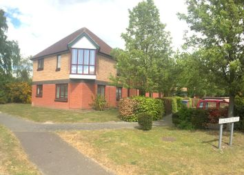Thumbnail 1 bedroom flat to rent in Burgess Place, Martlesham Heath, Ipswich