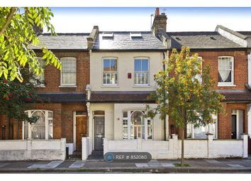 Thumbnail 4 bed terraced house to rent in Gastein Road, London