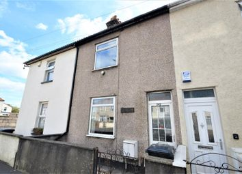 Thumbnail 2 bed terraced house for sale in Southmead Road, Westbury-On-Trym, Bristol