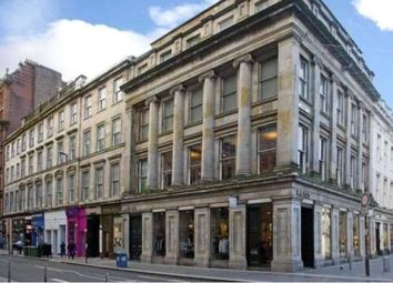 Thumbnail 2 bed flat to rent in 85A Queen Street, Glasgow