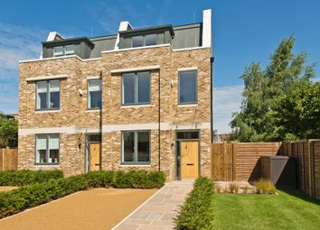 Thumbnail 3 bed semi-detached house for sale in New House, Show House Now Open, Wimbledon