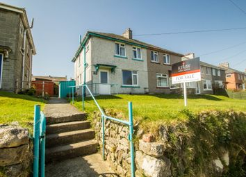 Thumbnail 3 bed terraced house for sale in Knowle Terrace, Walkhampton, Yelverton