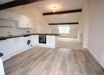 Thumbnail 2 bed flat to rent in Radford Street, Stone